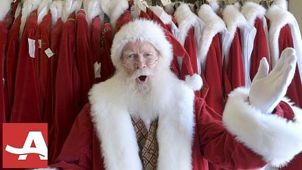 Prawdziwa szkoła Świętych Mikołajów. Tu nie ma miejsca na marnych podrabiańców