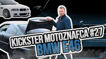 Kickster opowiada o BMW E46
