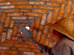Meksykańscy murarze to mistrzowie w swoim fachu
