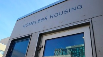 Mikroapartamenty dla bezdomnych w San Francisco