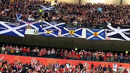 Hymn Szkocji vs Mazurek Dąbrowskiego