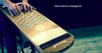Hotel California na harpejji g16 - gra Mathieu Terrade