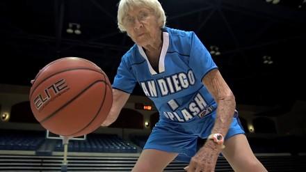 The Splash Sisters - prawdopodobnie najstarsze na świecie babcie-koszykarki