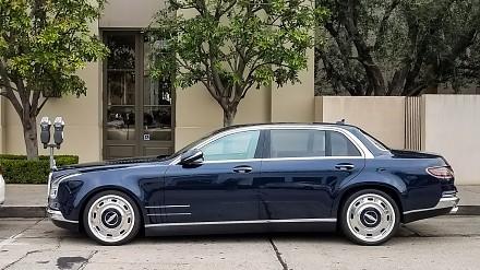 Jedyny w swoim rodzaju Mercedes S600 Royale
