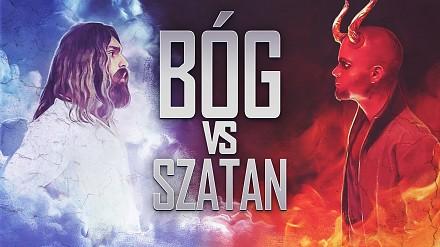 Wielkie Konflikty - Bóg vs Szatan (Rafał vs Sławek) || G. F. Darwin