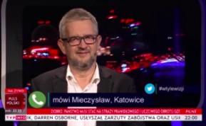 Pan Mieczysław ponownie ostrzega przed mikrofalami