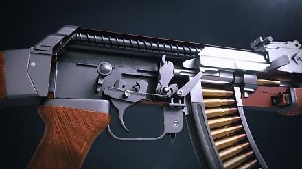 Jak działa AK-47, czyli klasyczny kałasz