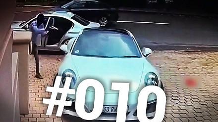 Próba kradzieży porsche, czyli kompilacja Cokaïn.fr #010