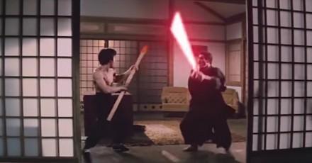 Bruce Lee w pojedynku z ciemną stroną mocy