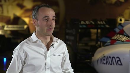 Robert Kubica powraca do świata F1 z zespołem Williamsa