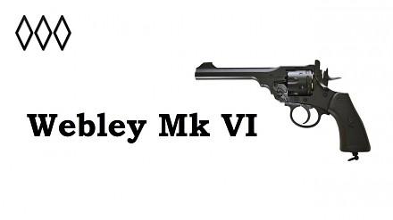 Irytujący Historyk o rewolwerze Webley Mk VI