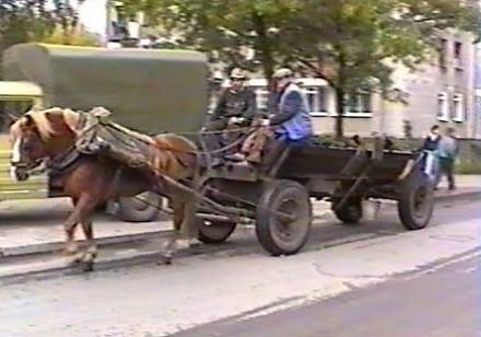 Warszawa w 1993 roku