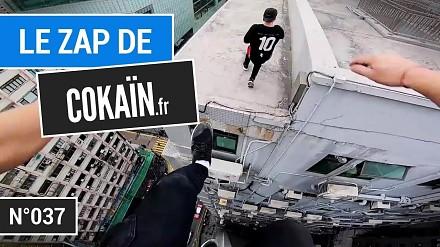 Driftowanie z quadami na pace, czyli kompilacja Le Zap de Cokaïn.fr n°037