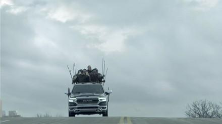 """Wikingowie ruszają na podbój Ameryki zagrzewani utworem """"We Will Rock You"""""""