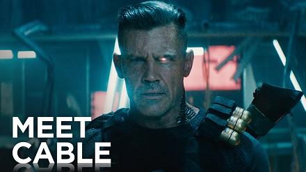 Deadpool spotyka Cable'a i psioczy na niedorobione CGI w nowym zwiastunie