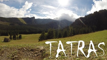 Timelapse z pięknych Tatr