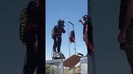 Tankowanie flyboarda air
