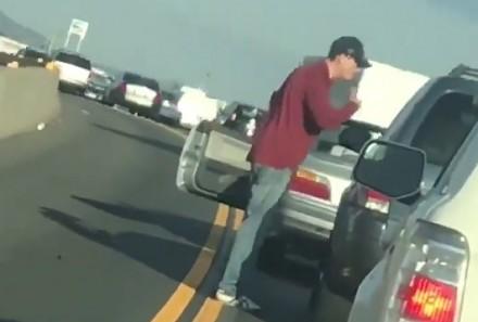 Drogowa furia w hrabstwie San Diego i dynamiczny komentarz