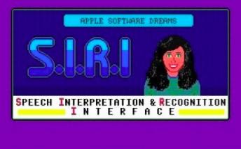 Gdyby Siri zaprogramowano w latach 80.