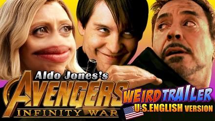 Trailer najnowszych Avengersów w... innej wersji