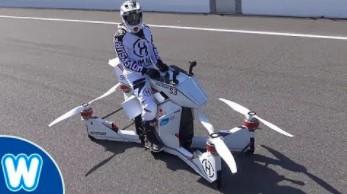 Pierwszy funkcjonalny Hoverbike