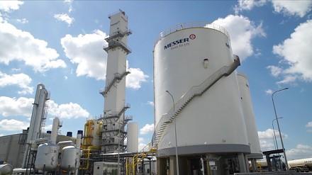 Jak produkowane są gazy techniczne? - Fabryki w Polsce