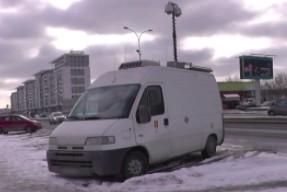 Gdańsk - nietypowy sposób na piratów drogowych