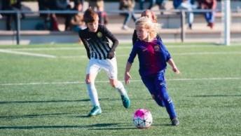 9-letni Polak rządzi na boiskach FC Barcelony