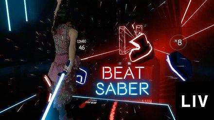 Beat Saber - Muzyczna gra VR dla Jedi