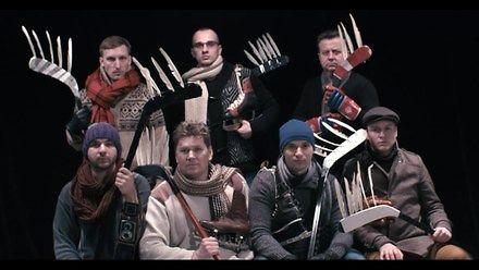 Zobacz film o pasji, rodzinie i sporcie - drużyna Husaria Białystok