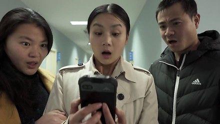 Marketingowy majstersztyk z Chin - reklama smartfona