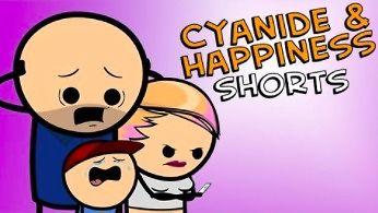 Cyanide & Happiness - Dobry mąż i ojciec