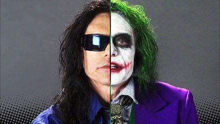 Tommy Wiseau jako Joker