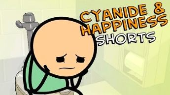 Zajęte - Cyanide & Happiness Shorts