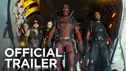 Wade Wilson zakłada gang - zwiastun Deadpool 2