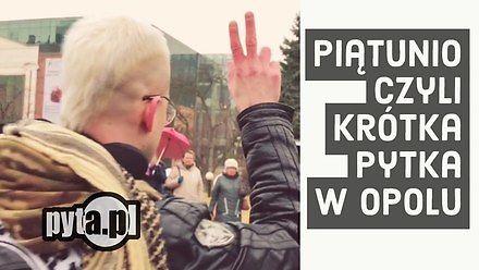 Czarny piątek w Opolu - pyta.pl
