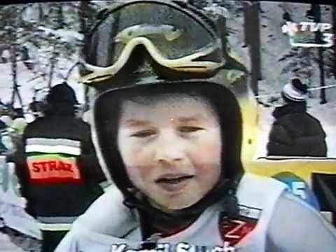 Kto był idolem Stocha w 2001 roku?