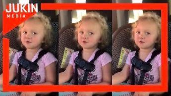 """Dziewczyna nie umie powiedzieć """"duck"""", zamiast tego mówi..."""