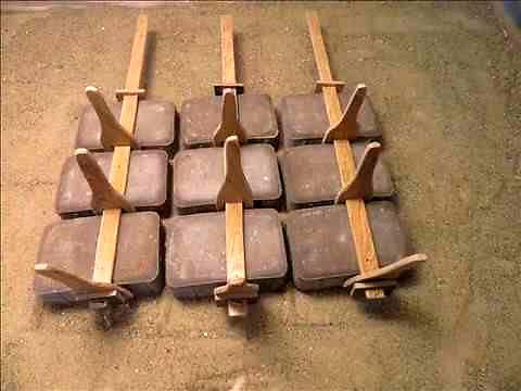 Jak (być może) transportowano kamienie do budowy piramid?