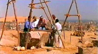 Jak obrabiano kamienie w starożytnym Egipcie?