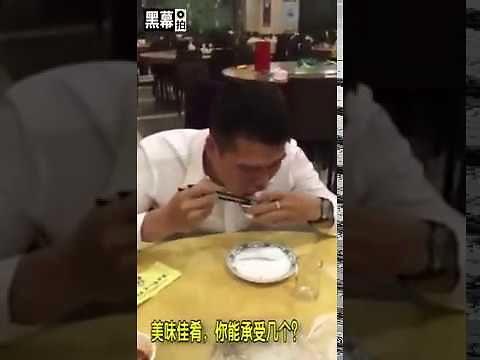 W Azji podawane jedzenie jest naprawdę świeże