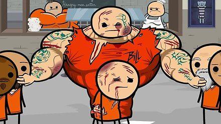 Cyanide & Happiness - Więzienie