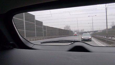 Jak prawidłowo jechać na autostradzie?