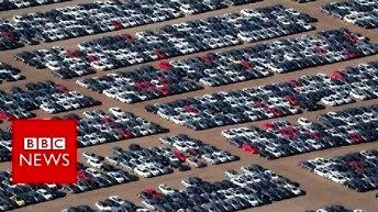 Cmentarzysko samochodowe Volkswagena