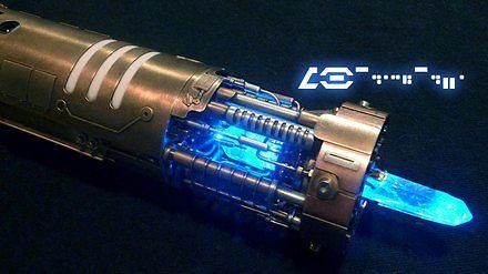 Graflex FX Lightsaber - legendarny miecz świetlny