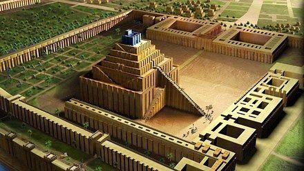 Sumerowie i zagadkowe zigguraty