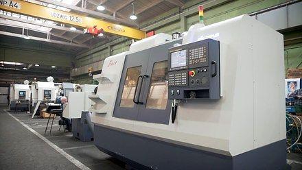 Jak produkowane są obrabiarki CNC? - Fabryki w Polsce