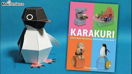 Kamikara, czyli genialne mechaniczne origami