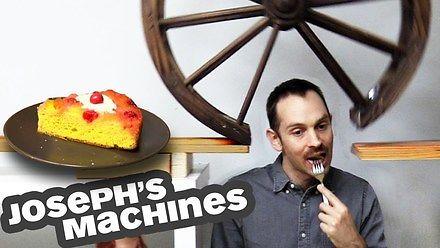 Najbardziej zaawansowana maszyna podająca ciasto