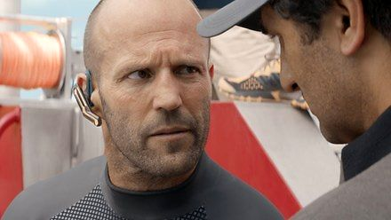 "Jason Statham w starciu z megalodonem - zwiastun filmu ""The Meg"""